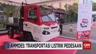 VIDEO: e-AMMDes, Transportasi Listrik Pedesaan