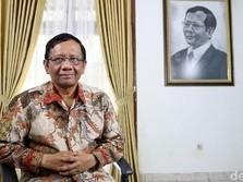 Mahfud MD Ancam Diskualifikasi Peserta Pilkada 2020, Ada Apa?