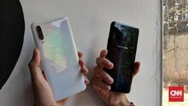 Spesifikasi Samsung Galaxy A20s dan A30s, 3 Kamera dan NFC