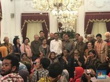 Jokowi: Kalau Demo Sudah Anarkis, ya Harus Ditindak Tegas