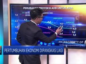 Pertumbuhan Ekonomi Dipangkas Lagi!!