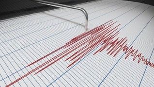 Gempa M 5,3 Guncang Sulut, Tak Berpotensi Tsunami