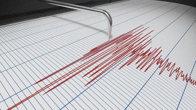 Gempa Magnitudo 5,3 Guncang Talaud Sulawesi Utara