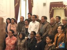 Jokowi Pertimbangkan Terbitkan Perppu untuk UU KPK Terbaru