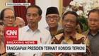 VIDEO: Mahfud dkk Usulkan 3 Opsi ke Jokowi Terkait UU KPK