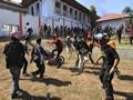 FOTO: Demo Ricuh di Kendari