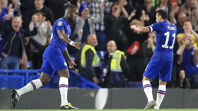 Undian Piala Liga: Chelsea vs MU, Liverpool vs Arsenal