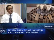 Untuk Saingi Vietnam, Industri Mebel Butuh ini Pak Jokowi