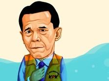 KPK Tetapkan Rizal Djalil Tersangka Kasus Suap Air Minum