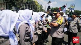 Polda Jatim Siap Kawal Aksi #SurabayaMenggugat