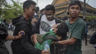 Korban Tewas Aksi Mahasiswa Bertambah, Netizen Berduka