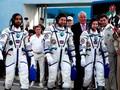 VIDEO: Astronaut Arab Pertama Pijakan Kaki di ISS
