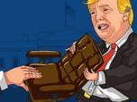 Publik Dukung Trump Lengser dari Presiden AS? Ini Buktinya