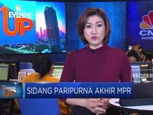 Sah! Pimpinan MPR 2019 - 2024 Jadi 10 Orang