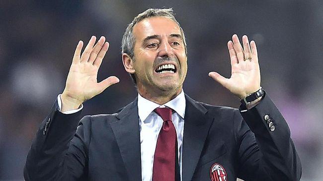 AC Milan Resmi Pecat Giampaolo