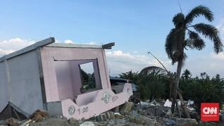 Pemerintah Kucurkan Rp1,9 Triliun untuk Korban Gempa Palu