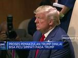 Pemakzulan Trump Menjadi Risiko Besar Bagi Partai Demokrat