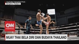 VIDEO: Muay Thai Bela Diri dan Budaya Thailand