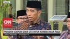 VIDEO: Jokowi Minta Investigasi Kekerasan Saat Unjuk Rasa