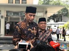 Jokowi Sudah Siapkan Draf Perppu KPK?