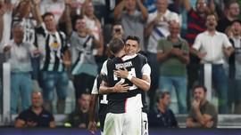 Juventus Tak Mungkin Mainkan Trio Higuain-Dybala-Ronaldo