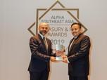 BNI Borong Dua Penghargaan di Bidang Tresuri
