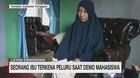 VIDEO: Seorang Ibu Terkena Peluru Saat Demo Mahasiswa