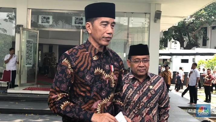 'Kemenlu Gabung Kemendag, BKPM Jadi Kementerian Investasi'
