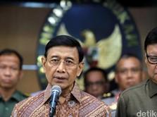 Wiranto Sudah Keluar dari RSPAD Pasca Penusukan di Banten