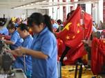 Aktivitas Pabrik China Melambat, Terparah Sejak Krisis 2008