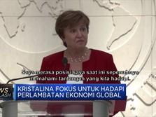 Kristalina Georgieva Jadi Direktur Pelaksana IMF