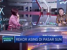 Mantul, Pasar SUN Kebanjiran Dana Asing Hingga Rp 1.026 T