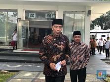 Pernyataan Lengkap Jokowi Soal Dua Mahasiswa Tewas Saat Demo