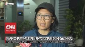 VIDEO: Dituding Langgar UU ITE, Dandhy Laksono Ditangkap