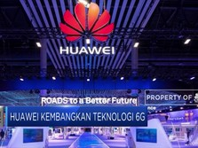Baru Rilis 5G, Huawei Segera Kembangkan 6G