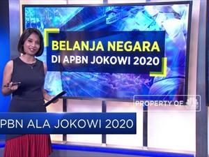 APBN 2020 Ala Jokowi