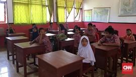 'Potong Bebek Angsa' ala Bocah SD untuk Waspada Tsunami Palu