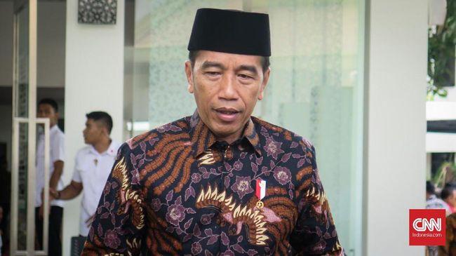 Jokowi Minta Semua Pihak Tahan Diri Hindari Konflik di Papua