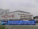 Sah! 4 RUU akan Dibahas Oleh DPR Periode 2019-2024