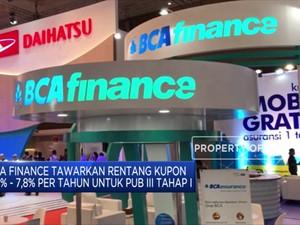 Emisi Obligasi, BCA Finance Bidik Dana Rp 1,5 Triliun