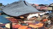 Gempa Ambon Tewaskan Warga, Rumah Hingga Masjid Rusak