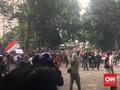 Ribuan Pelajar di Medan Ricuh, Polisi Tembakkan Gas Air Mata