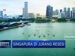 Resesi & Minus 41%, Ekonomi Singapura Terparah Sejak Merdeka