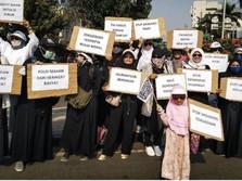 Cerita Demo Mujahid 212, Minta Jokowi Mundur