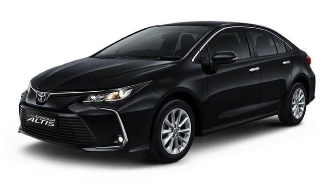 Ini Dia Detail Spesifikasi All New Corolla Altis