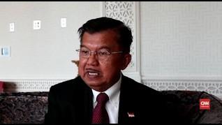 VIDEO: JK Tegaskan Kedaulatan Negara Harus Dihormati