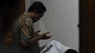 Rekonstruksi Mahasiswa Kendari Tewas, Polisi Halangi Wartawan