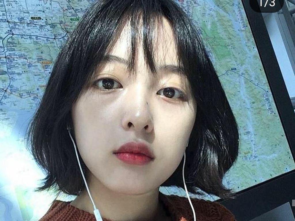 Kim Bo Ra kini berusia 24 tahun, makin imut saja, kan. (foto: Instagram Kim Bo Ra)