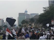 Desak Jokowi Mundur, Aksi Mujahid 212 Juga Bicara Khilafah