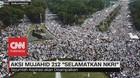 VIDEO: Massa Mujahid 212 Gelar Aksi 'Selamatkan NKRI'